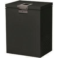 Hoover HMCH102BEL 57cm Wide 98L Chest Freezer - Black