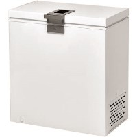 Hoover HMCH102EL 57cm Wide 98L Chest Freezer - White
