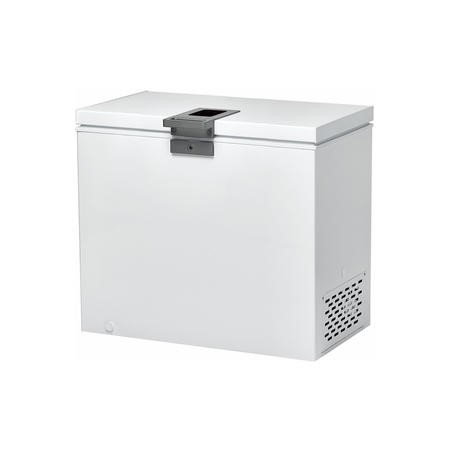 Hoover HMCH152EL 76cm Wide 142L Chest Freezer - White