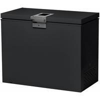 Hoover HMCH202BEL 95cm Wide 197L Chest Freezer - Black
