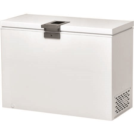 Hoover HMCH302EL 104cm Wide 291L Chest Freezer - White