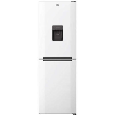 Hoover HMNB6182W5WDK 50/50  AXI 186x60cm Freestanding Frost Free Fridge Freezer With Water Dispenser - White