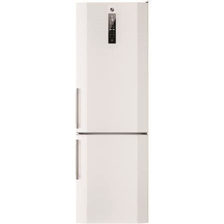 Hoover HMNV6202WKWIFI 200x60cm Total No Frost Freestanding Fridge Freezer With WiFi - White