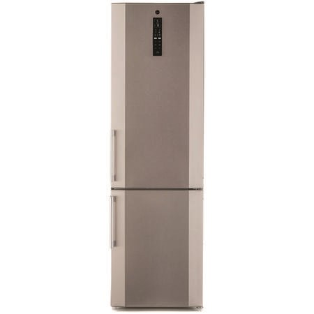 Hoover HMNV6202XKWIFI 200x60cm Total No Frost Freestanding Fridge Freezer With WiFi - Stainless Steel