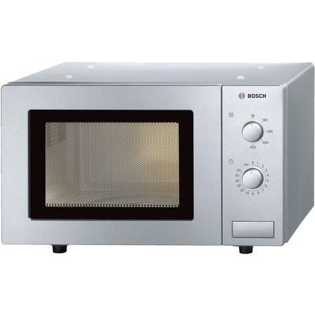 Bosch HMT72M450B 17L Microwave Oven - Brushed Steel