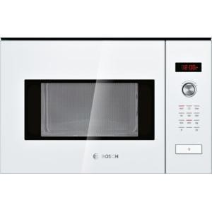 Bosch HMT84M624B White Built-in Microwave Oven