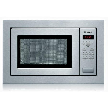 Bosch Hmt84m651b Compact Built In Microwave Oven Brushed