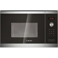 Bosch HMT84M654B Stainless Steel Built-in Microwave Oven