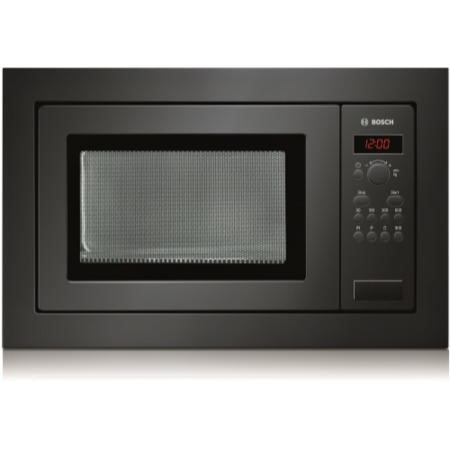 Bosch Hmt84m661b Compact Built In Microwave Oven In Black