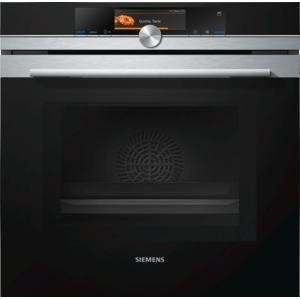 GRADE A2  - Siemens HN678G4S1B Multifunction Built-in Single Oven With Microwave Stainless Steel