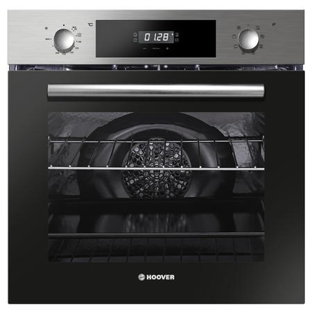 Hoover HO8SC65X 65L Multifunction Single Electric Oven - Stainless Steel