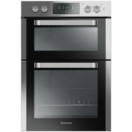 Hoover HO9D3120IN Multifunction Electric Built In Double Oven - Stainless Steel