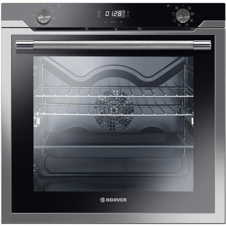 Hoover HOAZ7150IN 8 Function 76L Electric Single Oven - Stainless Steel