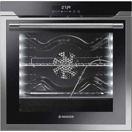 Hoover HOAZ7173INWIFI 10 Function 78L Electric Single Oven With Wi-Fi - Stainless Steel