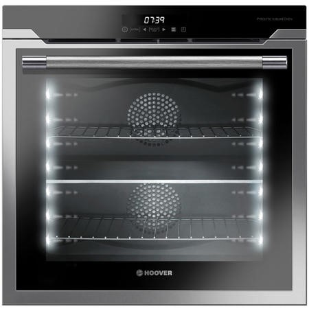 Hoover HOAZ8673IN/E 78L Flexi Oven Electric Single Oven - Stainless Steel