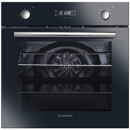 Hoover HOC3250BI 7 Function 65L Electric Single Oven With Touch Control Programmer - Black