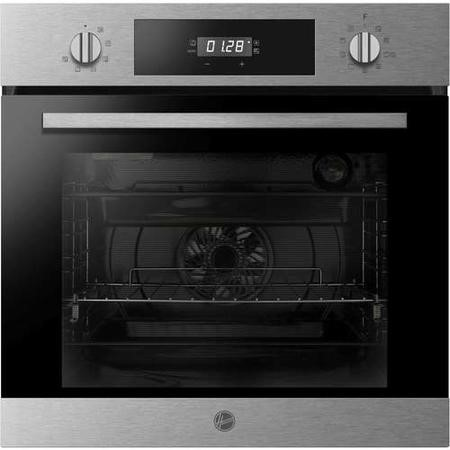 Hoover HOC3BF5558IN H-OVEN 300 9 Function Electric Pyrolytic Self Cleaning Single Oven - Stainless Steel