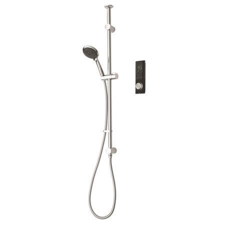Triton Showers HOME Digital Mixer Shower with Riser Rail - Unpumped
