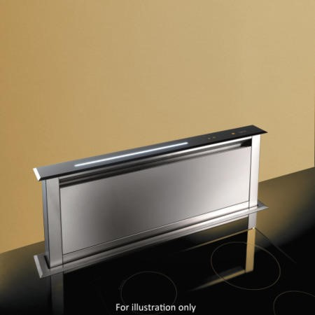 Best Hood Be Le 60 Ss Lift 60cm Downdraft Extractor In