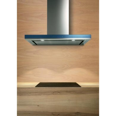 Elica HORIZONTE-120 Horizonte Touch Control 120 Chimney Cooker Hood Stainless Steel
