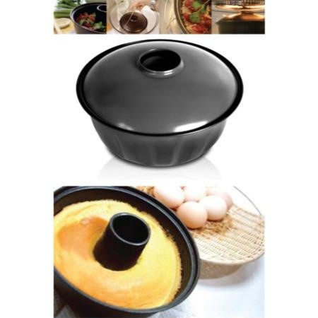 electriQ Rice and Cake Cooking Bowl for 7 - 10L Halogen Ovens