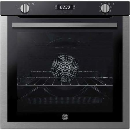 Hoover HOXC3UB3358BI H-OVEN 300 8 Function Electric Built-in Single Oven - Black