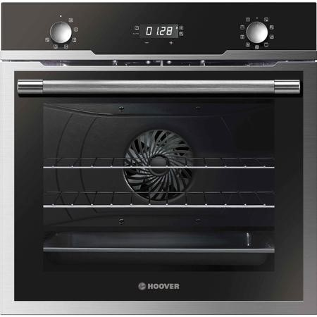 Hoover HOZ5870IN 9 Function Electric Built-in Single Oven With Pyrolytic Cleaning - Black
