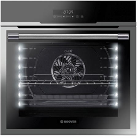 Hoover HOZ7173INWIFI 8 Function 53L Electric Single Oven With Wi-Fi - Stainless Steel