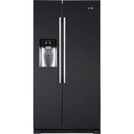 haier hrf 628in6 2 door a side by side american fridge freezer with ice and water dispenser. Black Bedroom Furniture Sets. Home Design Ideas