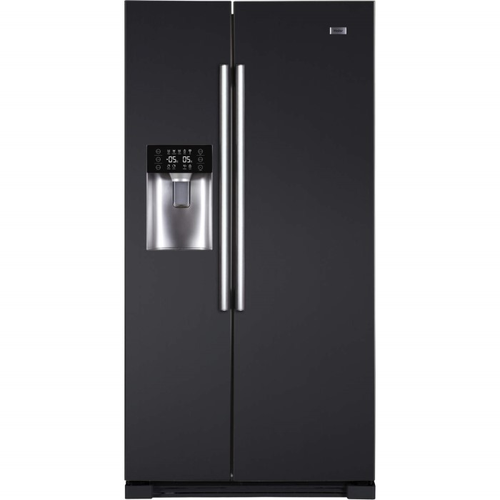 haier hrf 628in6 2 door a side by side american fridge. Black Bedroom Furniture Sets. Home Design Ideas