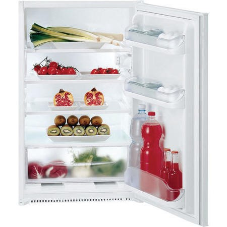 Hotpoint HS1622 Integrated Overcounter Fridge