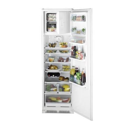 Hotpoint Hsz3022vl In Column Integrated Fridge With Large