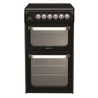 Hotpoint HUE52KS in Black