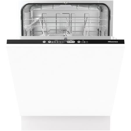 Hisense HV6120UK 13 Place Fully Integrated Dishwasher With AutoDry