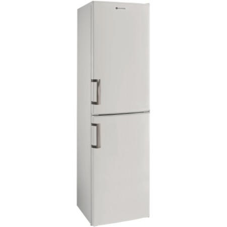 Hoover HVBF5172WHK Frost Free 55cm Freestanding Fridge Freezer White