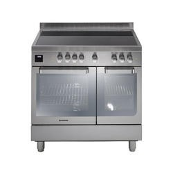 Hoover HVD9395IX 90cm Twin Cavity Electric Range Cooker Stainless Steel