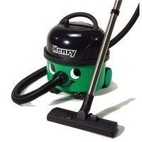 Numatic HVR200GREEN Henry Vacuum Cleaner Green 240v