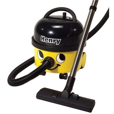 Numatic Hvr200yellow Henry Vacuum Cleaner Yellow 240v
