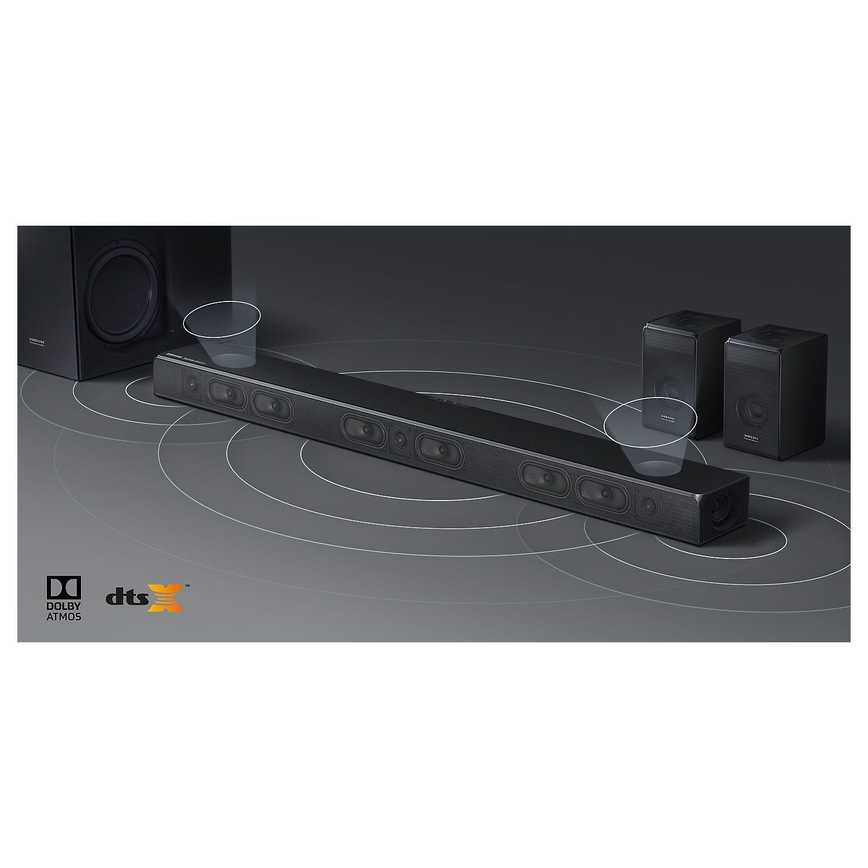 4 Soundbar 7 Atmos 1 Wireless Dolby Hw-n950 kardon Samsung Channel Harman