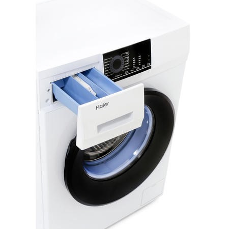 Haier HW80-14829 8kg 1400rpm Freestanding Washing Machine - White