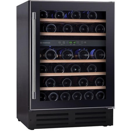 Hoover HWCB60UK 60cm Wine Cooler Black