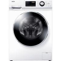 Haier HWD100-BP14636N 10kg Wash 6kg Dry 1400rpm Freestanding Washer Dryer - White