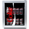Husky HY209 Diet Coke Mini Fridge/Drinks Cooler - Silver