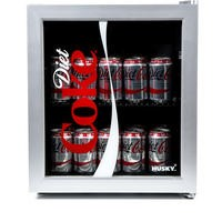 Husky HY209 Mini Fridge/Drinks Cooler - Diet Coke