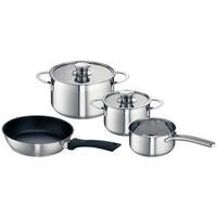GRADE A1 - Siemens HZ390042 Set of 3 Pots & 1 Pan for Induction Hobs