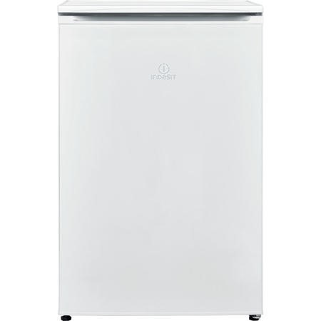 Indesit I55ZM1110W1 84x54cm 102L Under Counter Freestanding Freezer - White