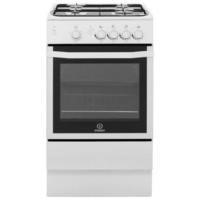 Indesit I5GGW White 50cm Single Oven Gas Cooker
