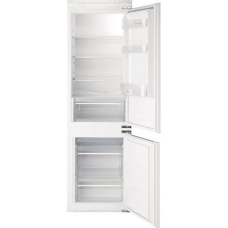 Indesit IB7030A1D 54cm Wide Frost Free 70-30 Integrated Upright Fridge Freezer - White