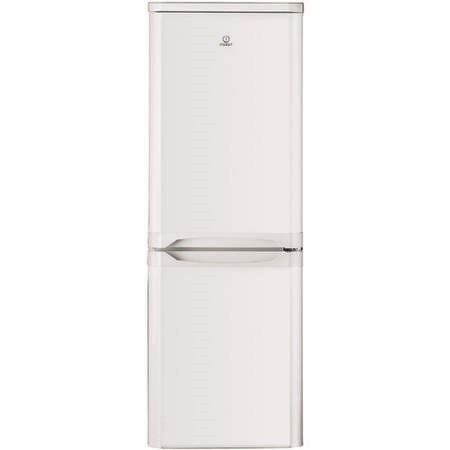 INDESIT IBD5515W 70/30 157x55cm 206L Freestanding Fridge Freezer - White