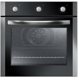 Baumatic Iberna IBOF600X 4 Function Electric Single Fan Oven Stainless Steel